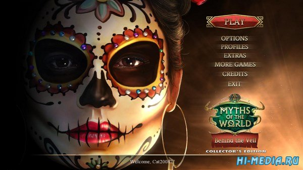 Myths of the World 13: Behind the Veil Collectors Edition (2017) ENG