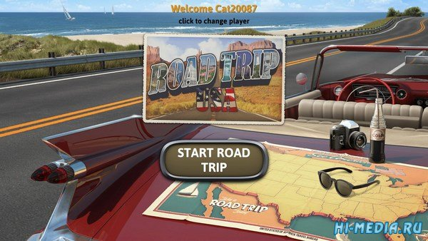 Road Trip USA (2017) ENG
