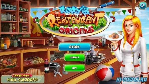 Rory's Restaurant Origins (2017) ENG