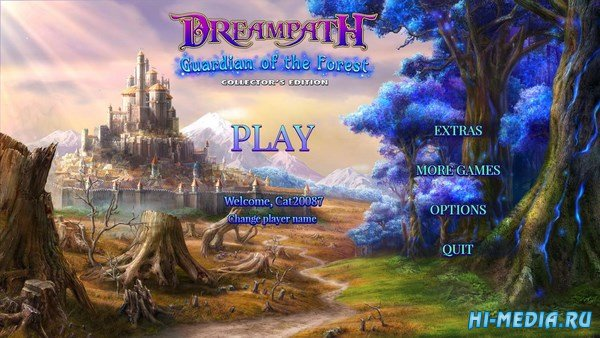 Dreampath 3: Guardian of the Forest Collectors Edition (2017) ENG