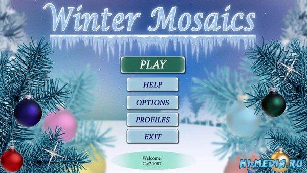 Winter Mosaics (2017) ENG