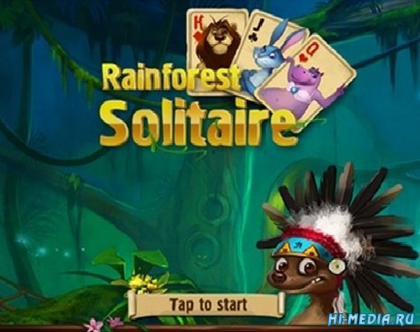 Rainforest Solitaire (2017) ENG