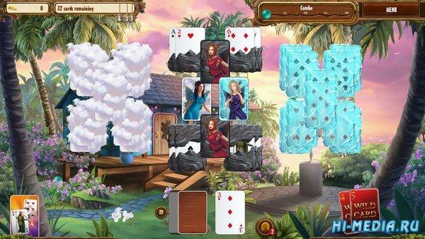 Fantasy Quest Solitaire (2017) ENG