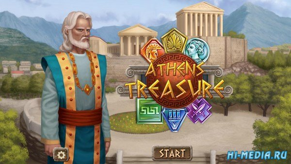 Athens Treasure (2017) ENG