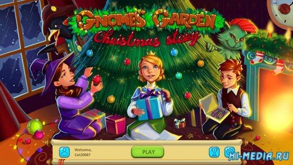 Gnomes Garden 6: Christmas Story (2017) ENG