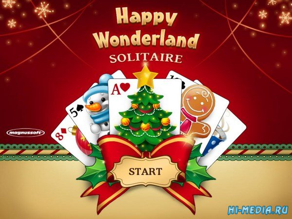 Happy Wonderland Solitaire (2017) ENG