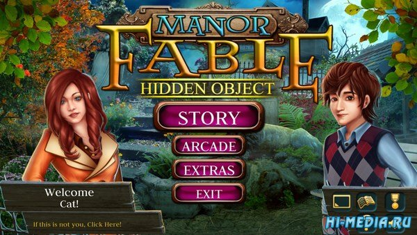 Manor Fable (2017) ENG