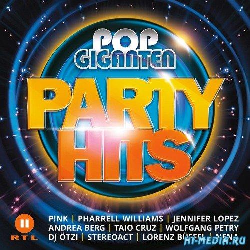 VA - Pop Giganten: Party Hits (2018)