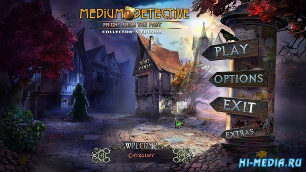 Medium Detective: Fright from the Past Collector's Edition (2018) ENG