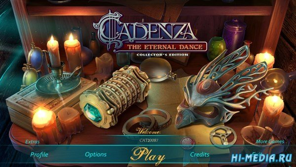 Cadenza 5: The Eternal Dance Collectors Edition (2018) ENG