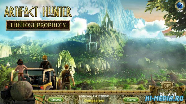 Artifact Hunter: The Lost Prophecy (2018) ENG