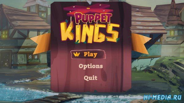 Puppet Kings (2017) RUS