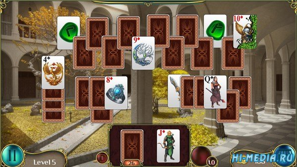 The Far Kingdoms: Awakening Solitaire (2018) ENG