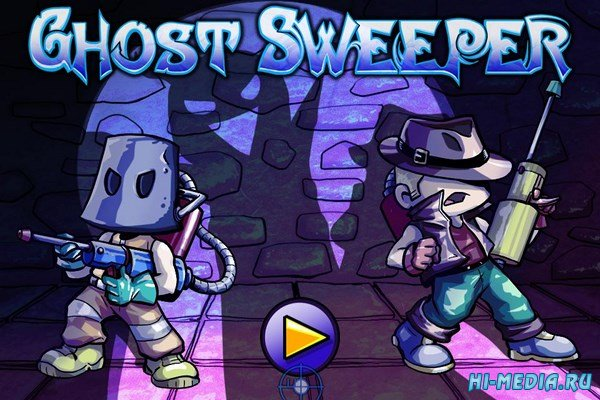 Ghost Sweeper (2016) ENG