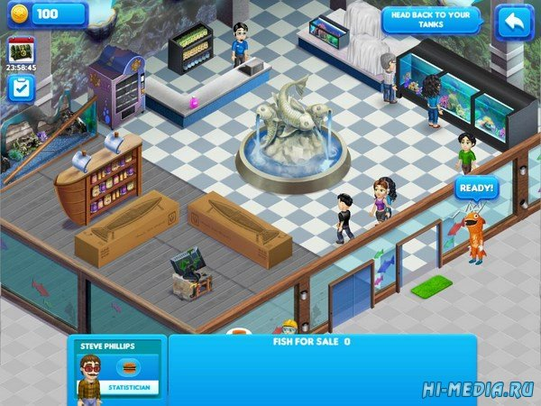 Fish Tycoon 2 (2018) ENG