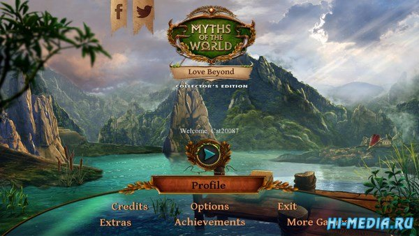 Myths of the World 14: Love Beyond Collectors Edition (2018) ENG