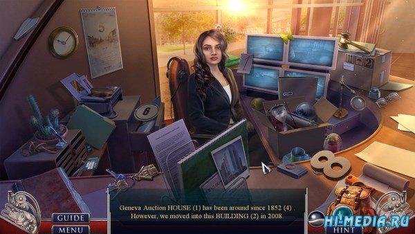 Секретная экспедиция 16: Золотой секрет Коллекционное издание (2019) RUS