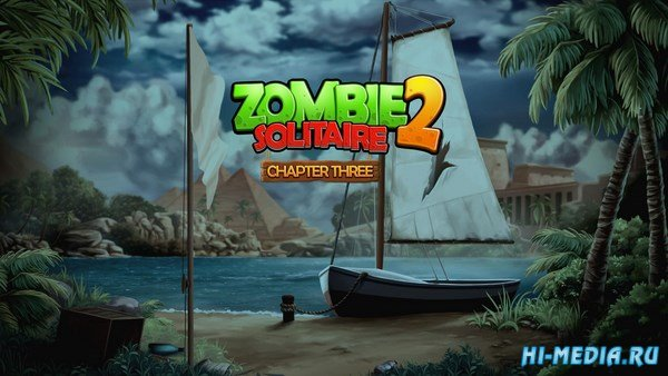 Zombie Solitaire 2: Chapter Three (2018) ENG