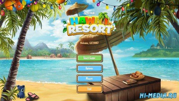 5 Star Hawaii Resort (2018) ENG