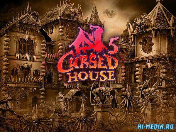 Cursed House 5 (2018) ENG