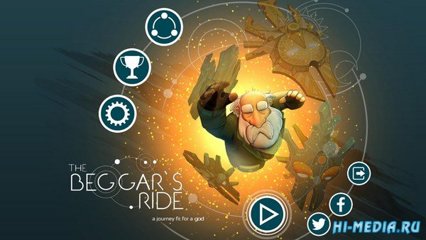 The Beggars Ride (2016) RUS