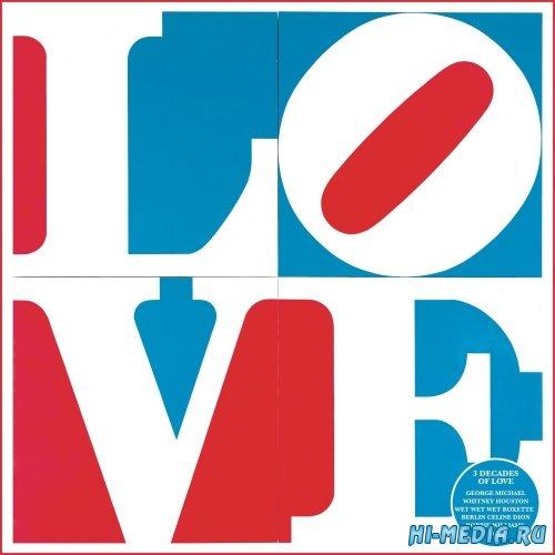 VA - Love: Box Set 3CD (2018)
