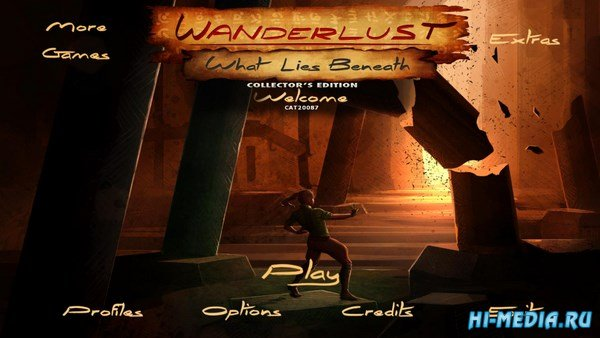 Wanderlust: What Lies Beneath Collectors Edition (2018) ENG