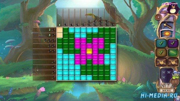 Fantasy Mosaics 27: Secret Colors (2018) ENG
