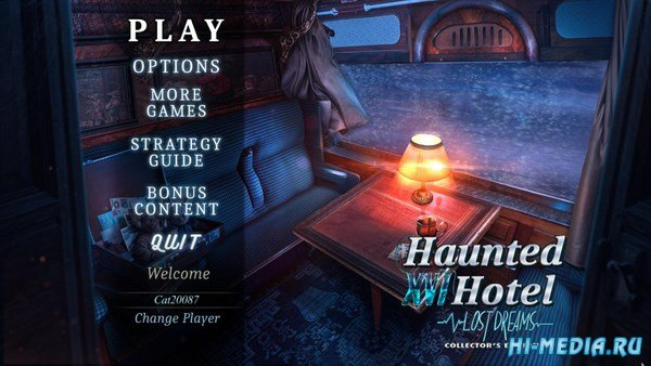 Haunted Hotel 16: Lost Dreams Collectors Edition (2018) ENG