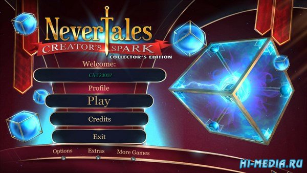 Nevertales 7: Creators Spark Collectors Edition (2018) ENG