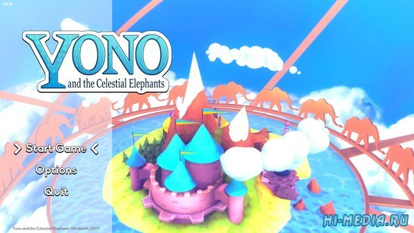 Yono and the Celestial Elephants (2017) ENG