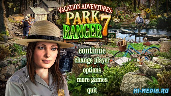 Vacation Adventures: Park Ranger 7 (2018) ENG