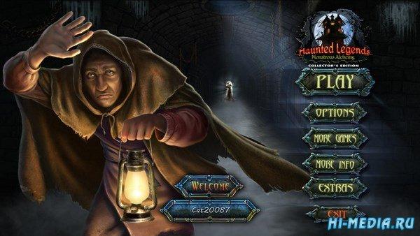 Haunted Legends 12: Monstrous Alchemy Collectors Edition (2018) ENG