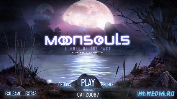 Moonsouls: Echoes of the Past Collectors Edition (2018) ENG