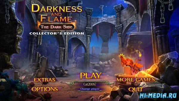 Darkness and Flame 3: The Dark Side Collectors Edition (2018) ENG