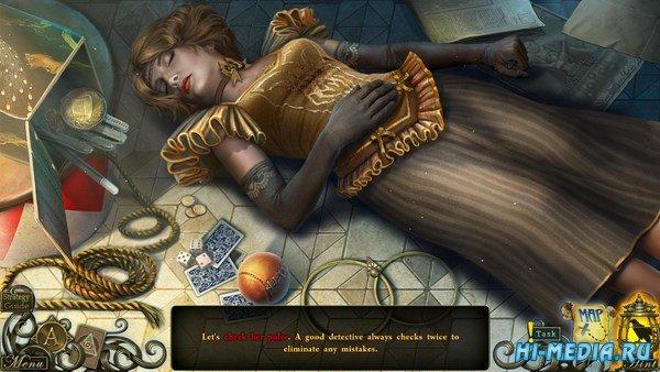 Темные истории 13: Эдгар Аллан По. Колодец и маятник Коллекционное издание (2018) RUS