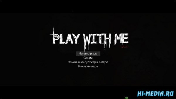 Play with me (2018) RUS