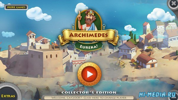 Archimedes: Eureka Collectors Edition (2018) ENG