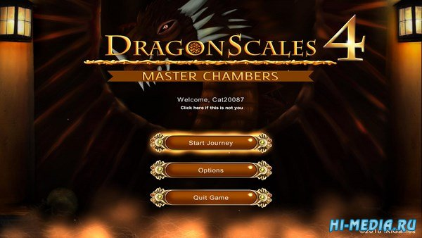 DragonScales 4: Master Chambers (2018) ENG