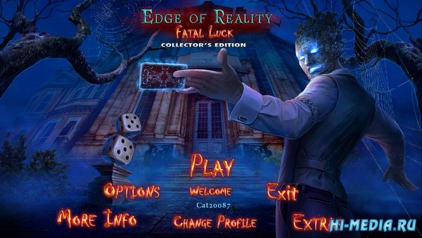 Edge of Reality 3: Fatal Luck Collectors Edition (2018) ENG