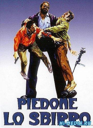 По прозвищу Громила / Piedone lo sbirro (1973) DVDRip
