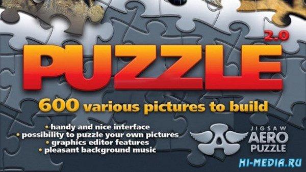 Jigsaw Aero Puzzle 2 (2018) ENG