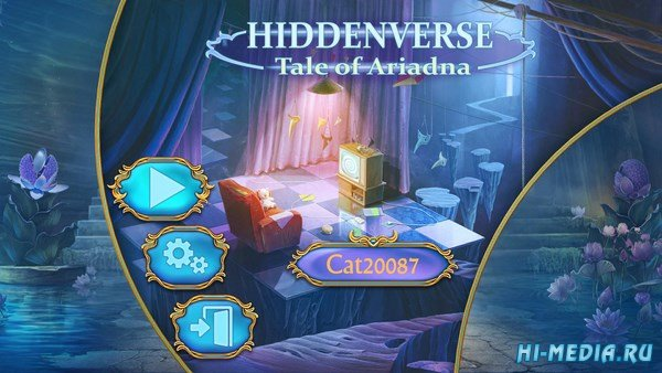Hiddenverse 2: Tale Of Ariadna (2018) ENG