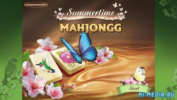 Summertime Mahjong (2018) ENG