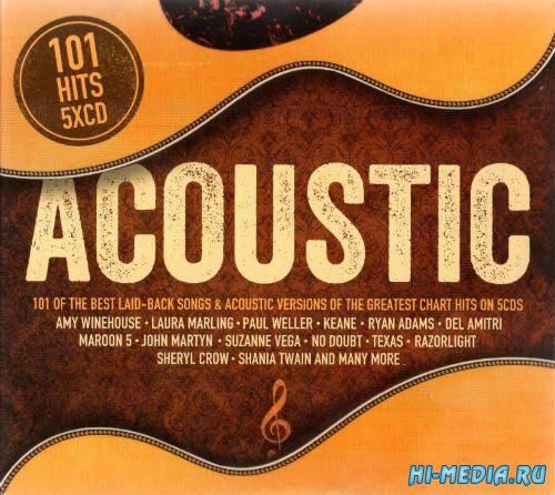 VA - 101 Acoustic (2018)