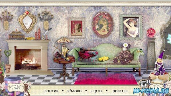 Alices Adventures: Hidden Object (2018) RUS