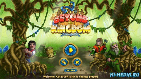 Beyond the Kingdom Collector's Edition (2018) ENG