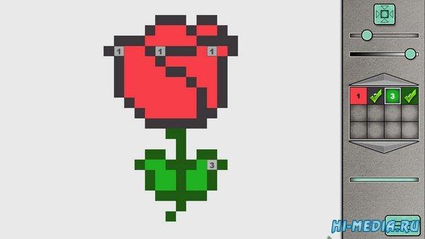 Pixel Art (2018) ENG
