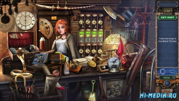 Mystery Case Files 17: Rewind Collectors Edition (2018) ENG