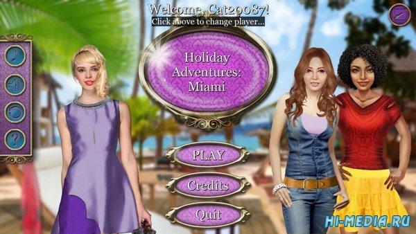 Праздничные приключения 3: Майами (2018) RUS